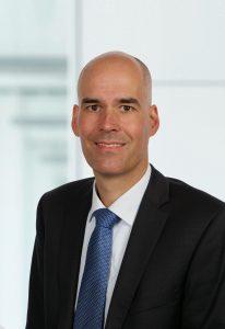 Oliver Stiegen ist neuer Leiter des Geschäftsbereiches Injection Moulding bei Ensinger. Bild: Ensinger)