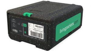 """Die Verpackunslösung """"The Box"""" gewann in der Kategorie """"Electronics"""". (Bild: Storopack)"""