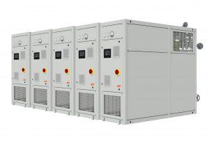 Temperiergeräte: Die anschlussfertigen Heiz- und Kühlgeräte sind für Mediumtemperaturen bis 200°C geeignet. (Bild: GWK)