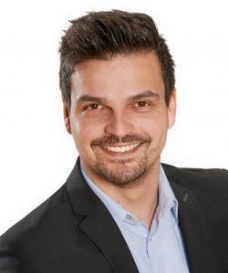 Stefan Fleischmann verstärkt das Vertriebsteam von Gimatic. (Bild: Gimatic)