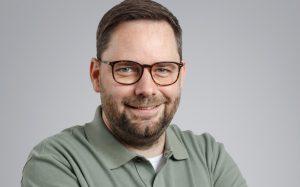 Martin Peters, Head of Online-Marketing/E-Commerce Bild: Walther Faltsysteme)