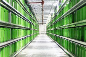 Kunststoff-Ladungsträger werden häufig in Automatiklagern eingesetzt. (Bild: Bito)