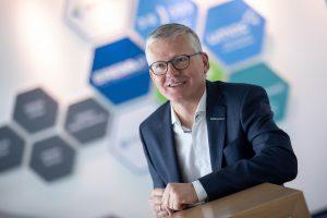 Manfred Hackl, CEO Erema Group. (Bild: Erema/Wakolbinger)