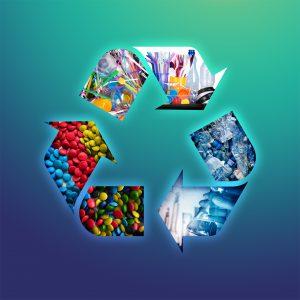 Das Projekt Waste4Future soll neue Wege für das Kunststoff-Recycling ebnen. (Bild: Fraunhofer IMWS)