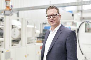 Dr. Volker Nilles, Executive Vice President für das Neumaschinengeschäft bei Krauss Maffei. (Bild: Krauss Maffei)