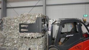 Die Recyclingfähigkeit von Getränkekartonverpackungen steigt mit der neuen Anlage von aktuell rund 75 auf über 90 % an. (Bild: FKN)