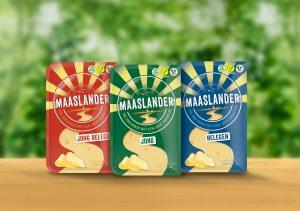 Mondi und Hazeleger Kaas bringen recycelbare Käseverpackungen aus Polypropylen-Monomaterial auf den niederländischen Markt. (Bild: Mondi)