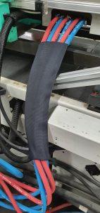 Schlauchzubehör erhöht die_Arbeits-und Prozesssicherheit von Schlauchleitungen (Bild: Nonnemann)