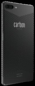 Das nach Herstellerangaben weltweit dünnste und leichteste Kohlefaser-Smartphone erhielt den JEC Composites Connect - Innovation Awared. (Bild: Carbon Mobile)