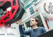 ANYBRID ist das jüngste Startup des Instituts für Leichtbau und Kunststofftechink welches aus einem EXIST Forschungstransfer hervorgegangen ist. Dieses Vorhaben wird gefördert durch das Bundesministerium für Wirtschaft und Energie (BMWi) und betreut durch den Projektträger Jülich. (Bild: Anybrid)