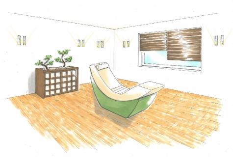 Neben den Liegen bietet Eurofoam auch komplette Raumkonzepte für Kunden