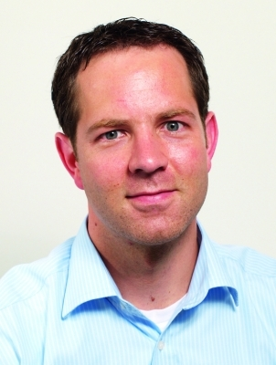 Hardy Schürfeld,  Geschäftsführer MTF Technik