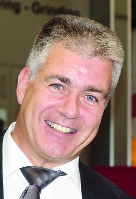 Burkhard Vogel, Geschäftsführer Marketing und Vertrieb, Getecha
