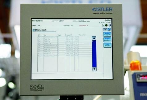 Das System soll mit einer ausgefeilten Werkzeuginnensensorik die Teilequalität vorhersagen. Bild: Kistler