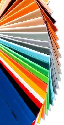 Attraktive Farben beleben das Geschäft: Rund 2.700 Farben gehören zum Repertoire des Profilherstellers, Bild: Novosystems