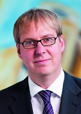 Dr. Oliver Pfannschmidt, Geschäftsführer Balda Medical. Bild: Balda Medical