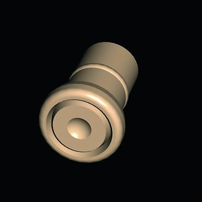 Manschette mit 0,32 Gramm Schussgewicht (Bildquelle: Hasco Hasenclever)