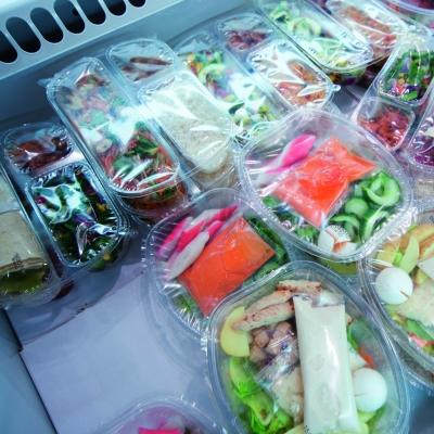 Intelligente Folienverpackungen halten Lebensmittel länger frisch (Bildquelle: ©Gordon Bussiek-Fotolia.com)