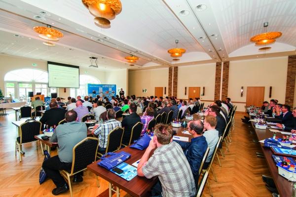 Mit über 80 Teilnehmern aus Deutschland, Österreich, der Schweiz, Belgien und den Niederlanden stieß die Premiere des Expertenforums auf großes Interesse. (Bildquelle: Röchling)