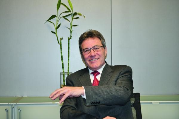 Herbert Kraibühler, Technischer Geschäftsführer, Arburg, Loßburg (Bildquelle:  Arburg)