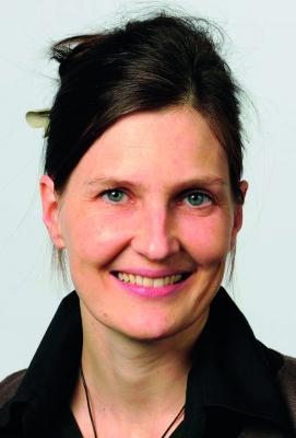 Dr. Kirsten Borchers arbeitet am Fraunhofer-Institut für Grenzflächen- und Bioverfahrenstechnik IGB, Stuttgart. (Bildquelle: IGB)