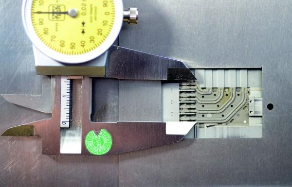 Präzision, Perfektion und viel Know-how für kleine Bauteile zeichnen das Unternehmen aus. (Bildquelle: Gindele)