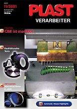 Heftausgabe November 2001