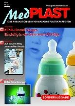 Heftausgabe MedPLAST 2005