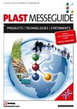 Heftausgabe PlastMESSEGUIDE Englisch 2013