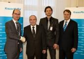 Großauftrag: KraussMaffei wird Systemlieferant der IAC Group am Standort Bals