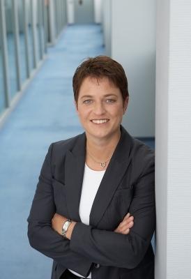 Die neue Chefin der Leasinggesellschaft: Angela Kraut. Bild: Bizerba
