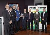 Festo für energieeffiziente Kunststoffteile-Produktion ausgezeichnet