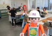 Playmobil lädt zum Girls Day ein