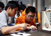 Engel bildet Fachkräfte in China selber aus