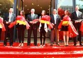Automobilzulieferer IAC eröffnet neue Asien-Zentrale