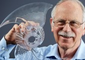 Chuck Hull erhält den Europäischen Erfinderpreis 2014