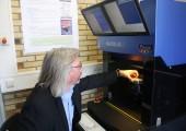 Forschungsprojekt: Kunststoff mit Lasern bearbeiten