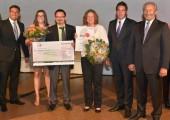 Rampf verleiht Award für schnell aushärtenden Polyurethan-Dichtungsschaum