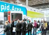 Rapid Area auf der Moulding Expo 2015
