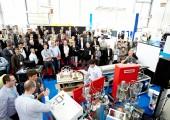 Technik zum Anfassen: Composites Europe wieder mit Product Demonstration Area