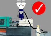 Auto-clean Blender