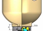 Zahnradpumpe Therminox-V
