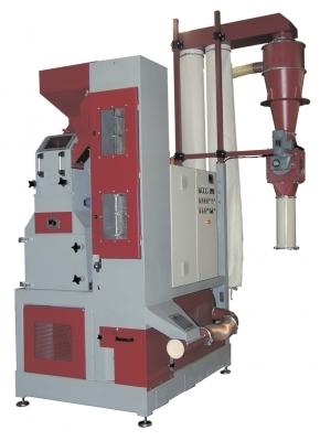 Gummizerkleinerungsmaschine. Bild: Müller Maschinen