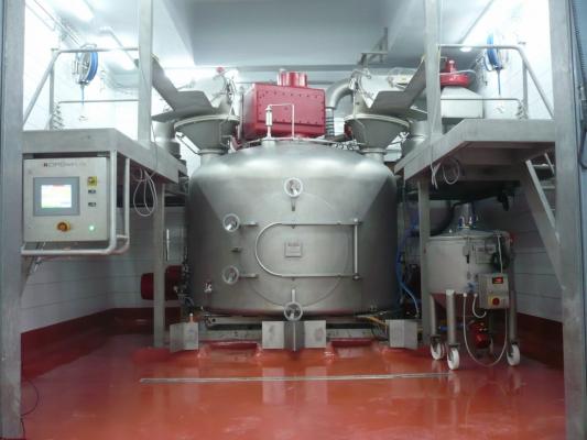 Mit OPDwin werden Prozesse in Mischanlagen optimiert. (Bildquelle: Opdenhoff Technologie GmbH)