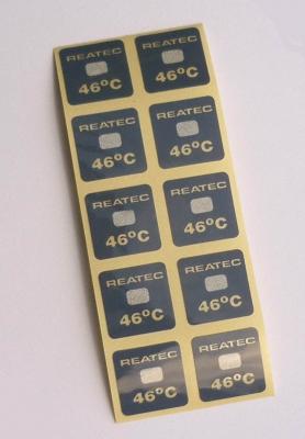 Oft lassen sich durch den Einsatz von Temperaturindikatoren die Herstellungskosten senken, in dem die kritischen Temperaturen schnell und einfach überwacht werden können. (Bildquelle: AAT Aston GmbH)