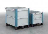 Schwerlastbehälter SL 86, Kanban-System