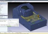 CAD/CAM-Software WorkNC