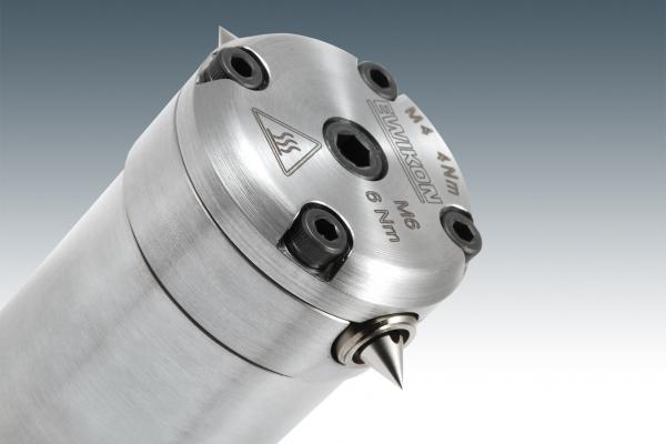Düse für große Schussgewichte in 2-fach Ausführung. (Bildquelle: EWIKON Heißkanalsysteme GmbH & Co. KG)
