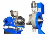 Extrusion und Polymerisation