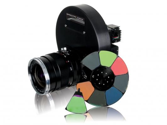 Die Kamera-Reihe bietet die flexibelsten und leistungsfähigsten Aufnahmeinstrumente für biomedizinische, forensische, landwirtschaftliche, industrielle und Überwachungs-relevante Anwendungen. (Bildquelle: Ocean Thin Films)